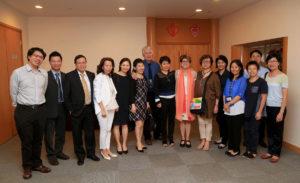 Group photo of event participants.   活動參加者大合照。   活动参加者大合照。
