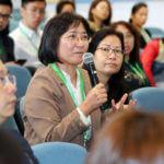 Participants asked questions photo 7.