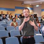 Participants asked questions photo 1.